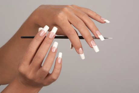 French Tip Nail Color Ideas